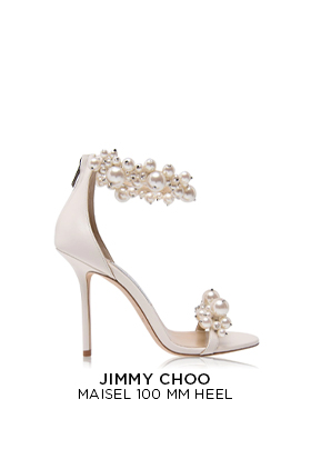 Jimmy Choo Maisel 100 Mm Heel