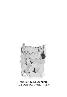 Paco Robanne Sparkling Mini Bag