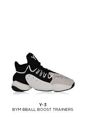 Y3 bym bball boost trainers