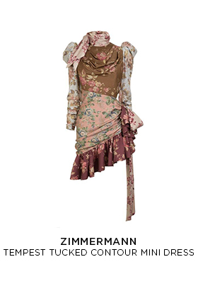 Zimmermann mini dress