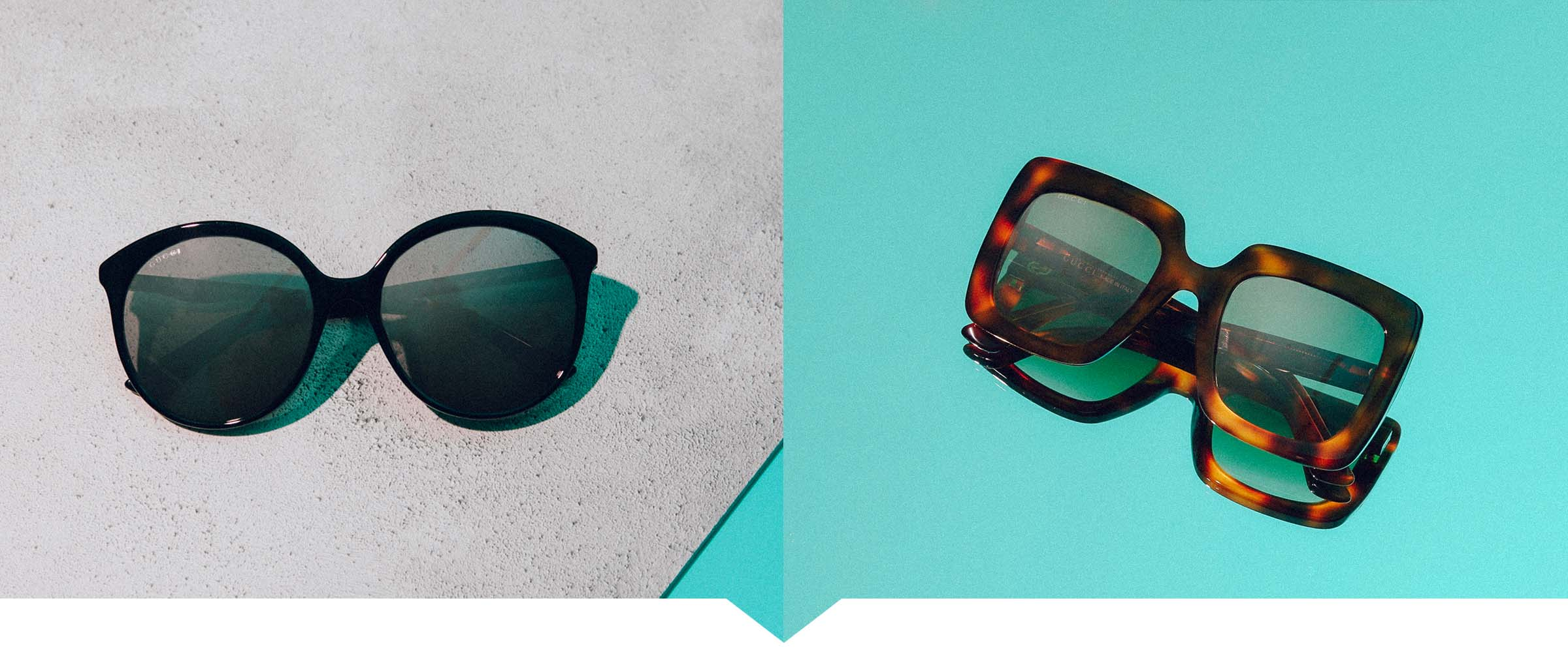 The How To: A Guide To Choosing Your Sunglasses