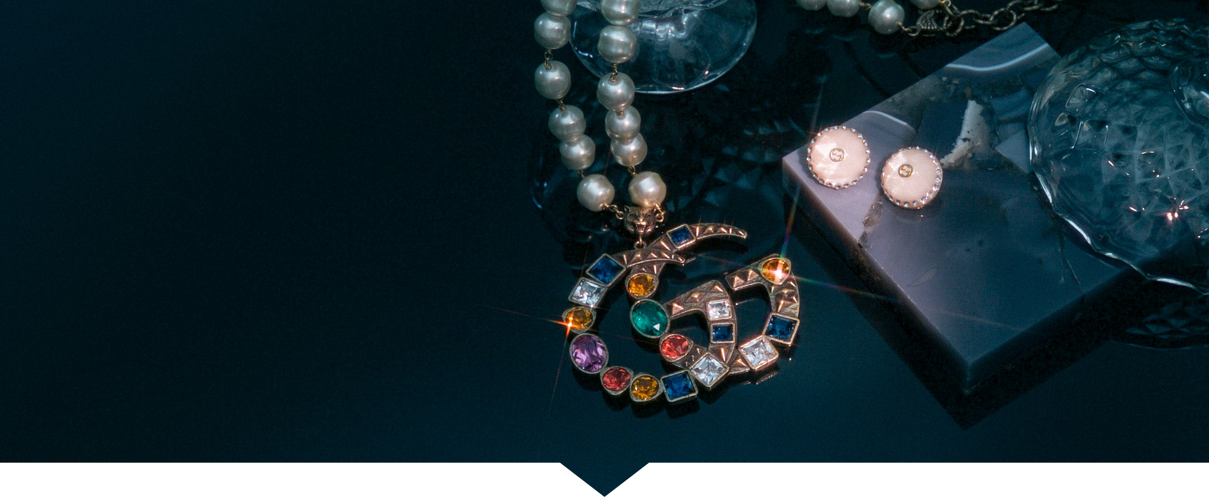 In The Frame: Gucci Jewellery