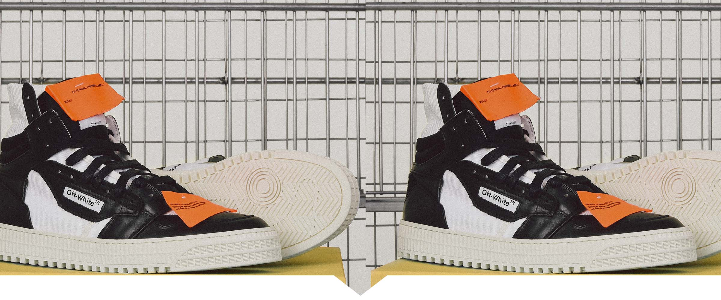 Sneaker Series: Off-White