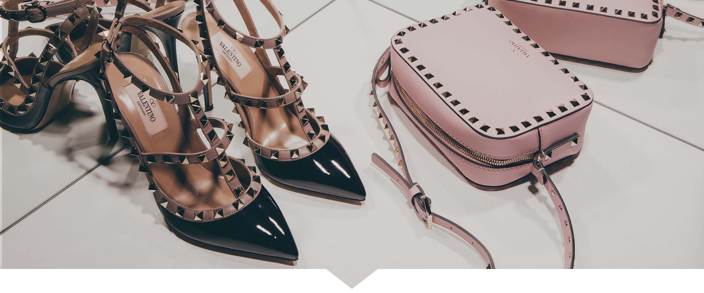 Style Advisor: Four Ways To Wear Valentino