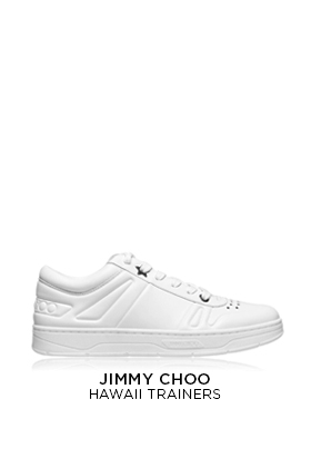 Jimmy Choo Hawaii Trainers