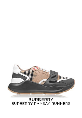 Burberry Ramsay Runners