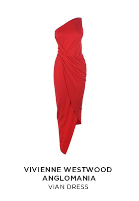 Vivienne Westwood Anglomania Vian dress